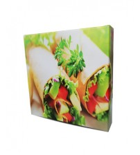 Canvas + Frame Square 9inch (Price including GST) ------FREE DELIVERY PENINSULAR MALAYSIA