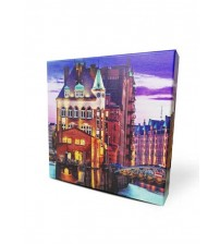Canvas + Frame Square 48inch (Price including GST) ------FREE DELIVERY PENINSULAR MALAYSIA