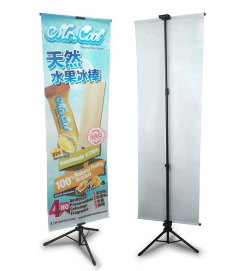 Tripod-Bunting 150 (Price Including GST) - SELF COLLECTION