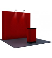 Pop Up Display - 3 X 3 Straight -------------------- FREE DELIVERY PENINSULAR MALAYSIA